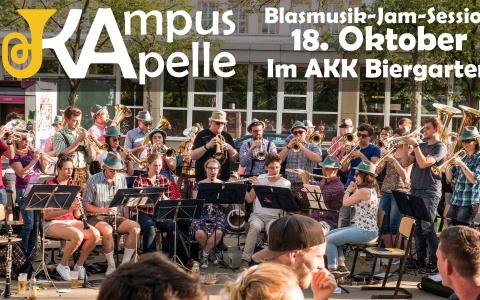 Blasmusik Jam-Session am 18. Oktober