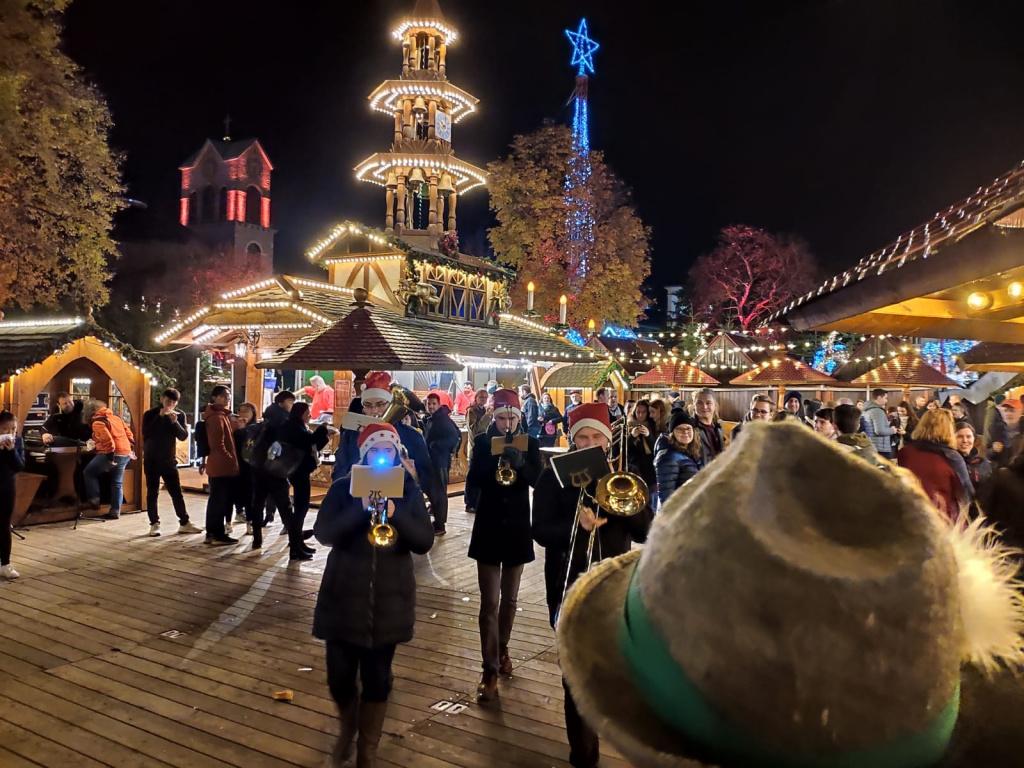 Weihnachtsstadt Karlsruhe